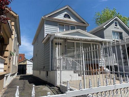 Photo of 612 Leland Avenue, BRONX, NY 10473 (MLS # H6040287)