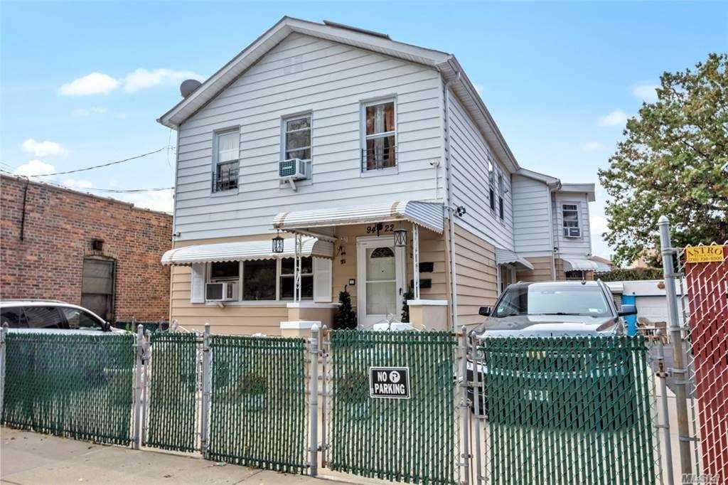 94-22 88th St Street, Ozone Park, NY 11416 - MLS#: 3261287