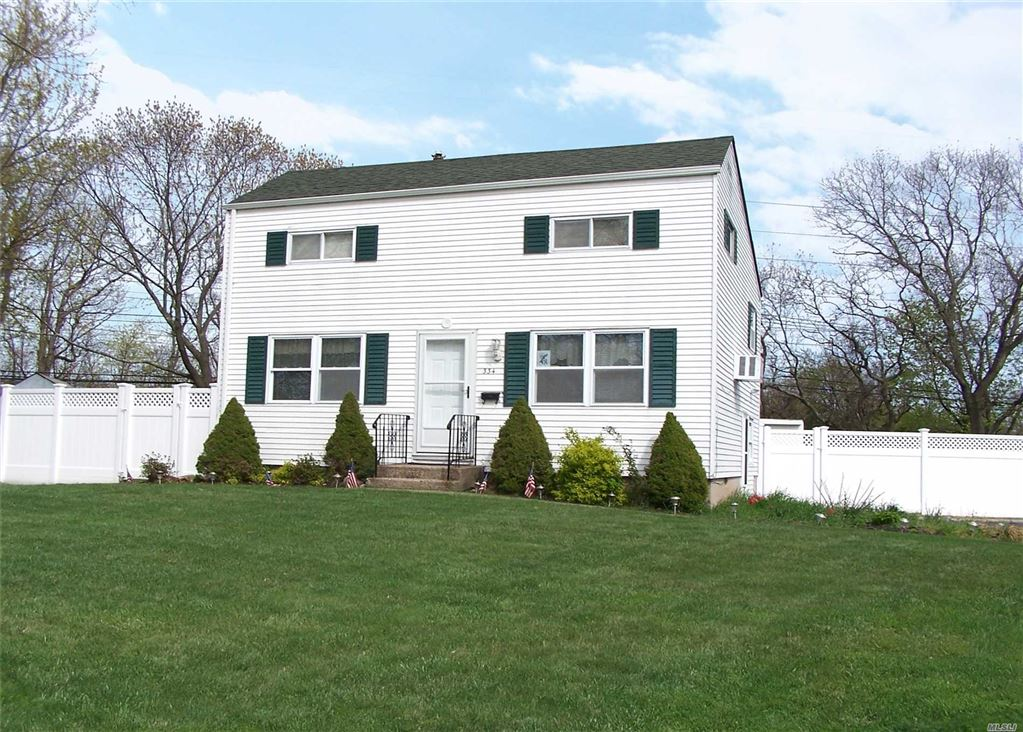 334 Eastwood Boulevard, Centereach, NY 11720 - MLS#: 3123296