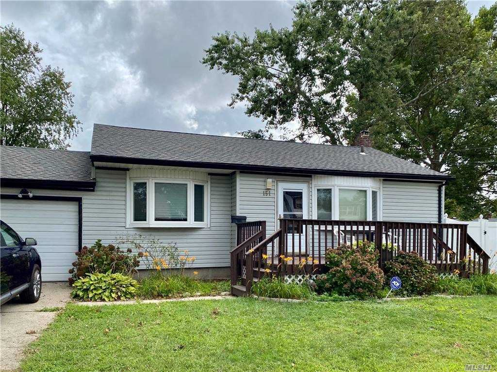151 Front Avenue, Brentwood, NY 11717 - MLS#: 3251299