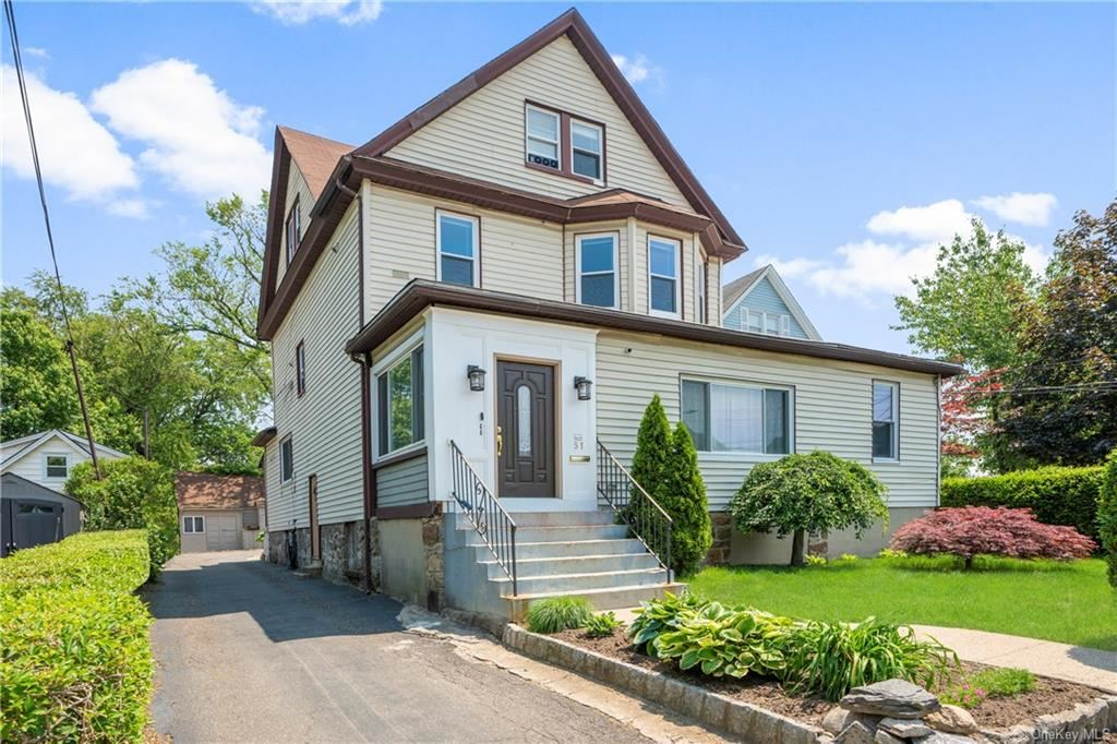 51 Mount Joy Place #2nd Floor, New Rochelle, NY 10801 - #: H6117303