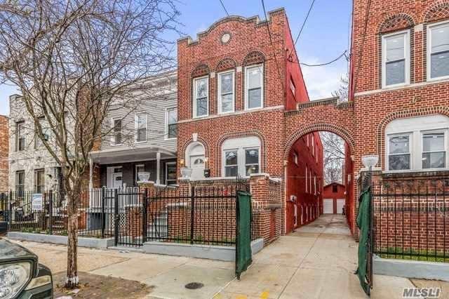 469 Atkins Avenue, Brooklyn, NY 11208 - MLS#: 3203304
