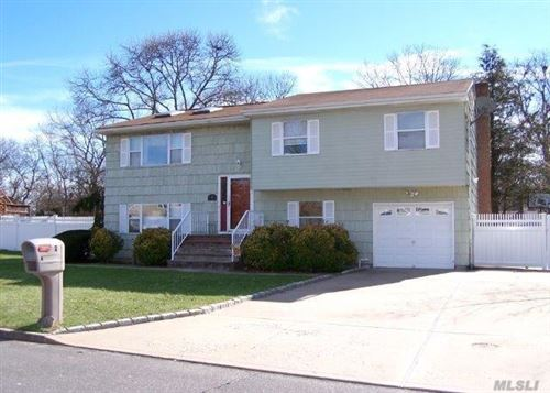 Photo of 6 Bank Street, Selden, NY 11784 (MLS # 3239315)