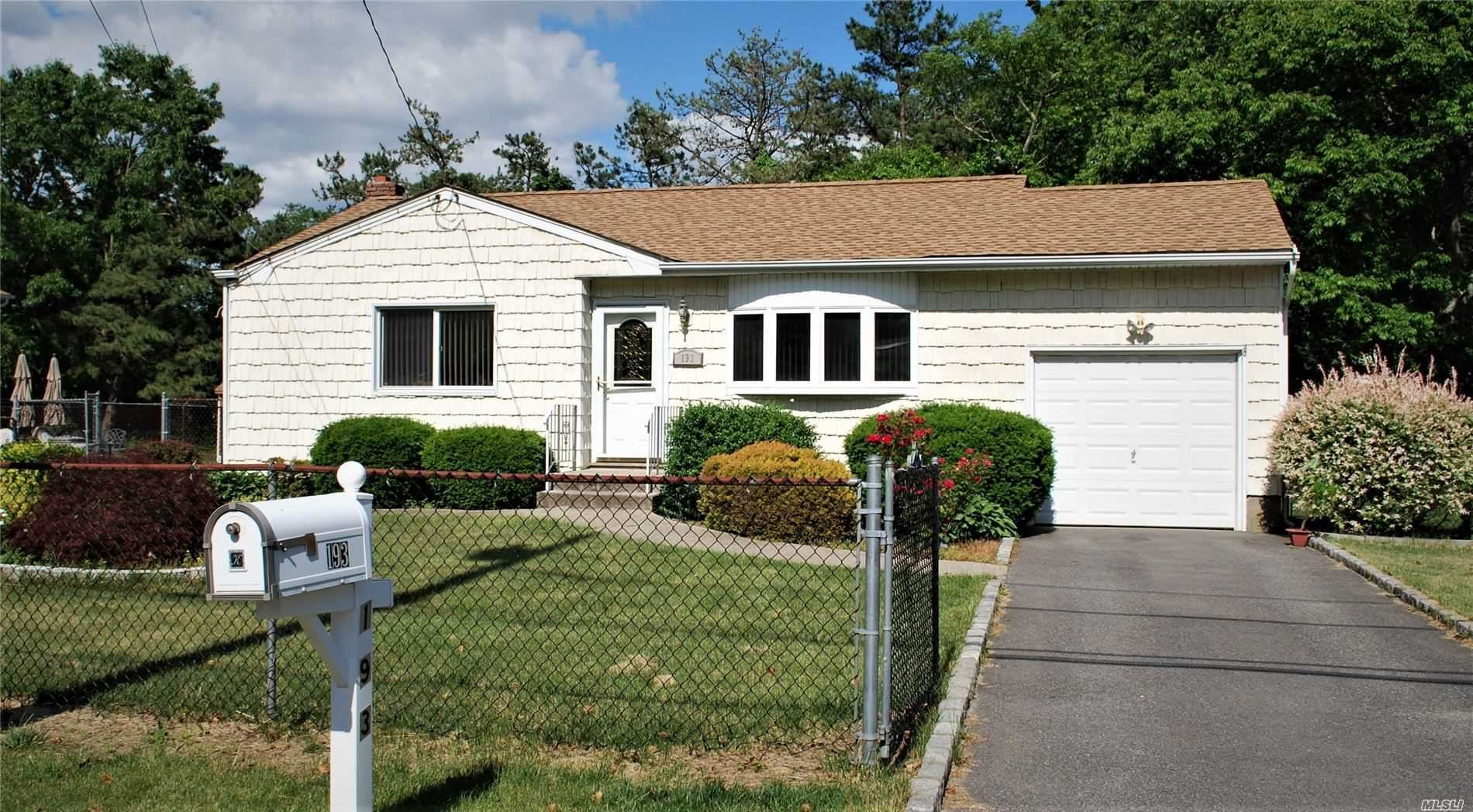 193 Powell Ave, Central Islip, NY 11722 - MLS#: 3222316