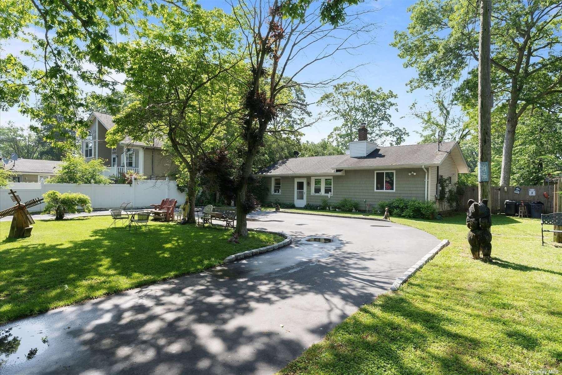 156 Baybright Drive, Shirley, NY 11967 - MLS#: 3319316