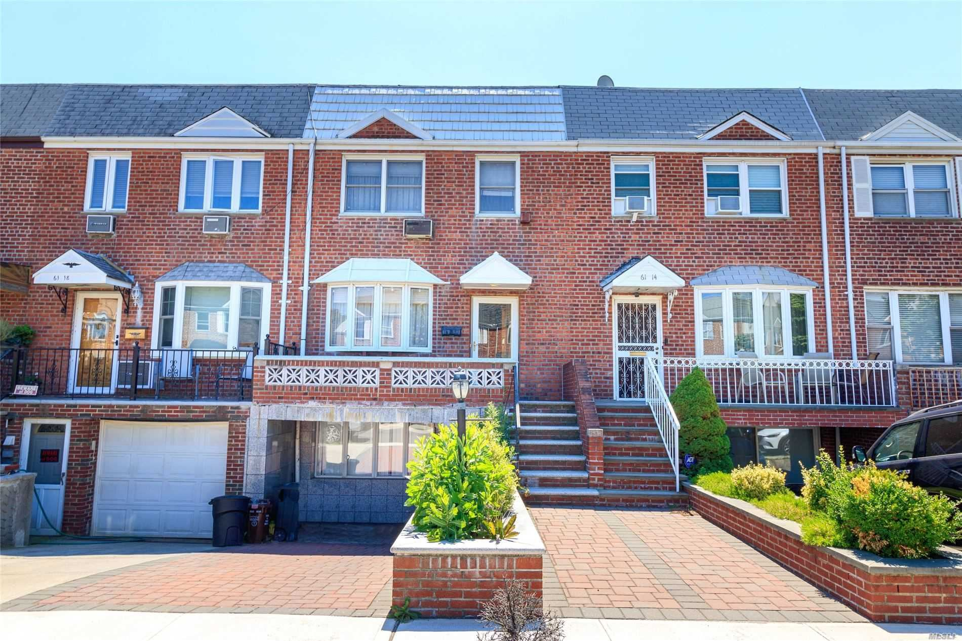 61-16 75th Place, Middle Village, NY 11379 - MLS#: 3232329