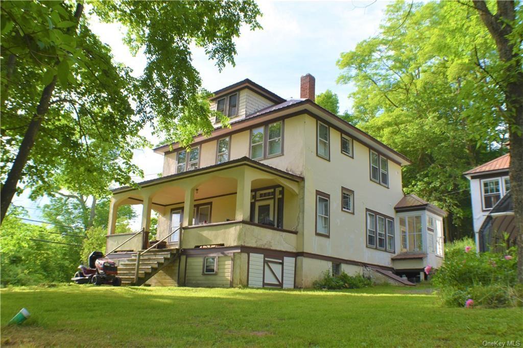 Photo for 5 Stanton Corner Road, Swan Lake, NY 12783 (MLS # H6046330)