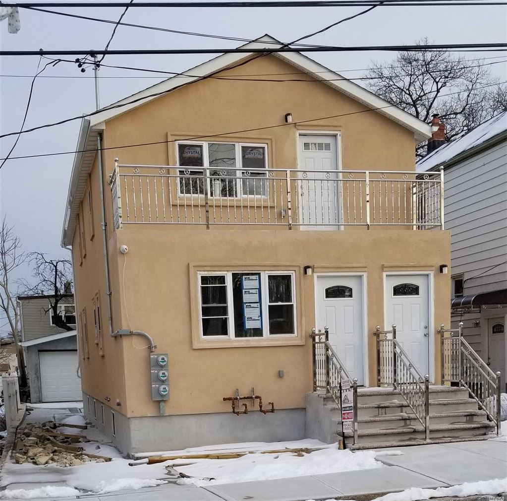 163-34 Mathias Ave, Jamaica, NY 11433 - MLS#: 3089332