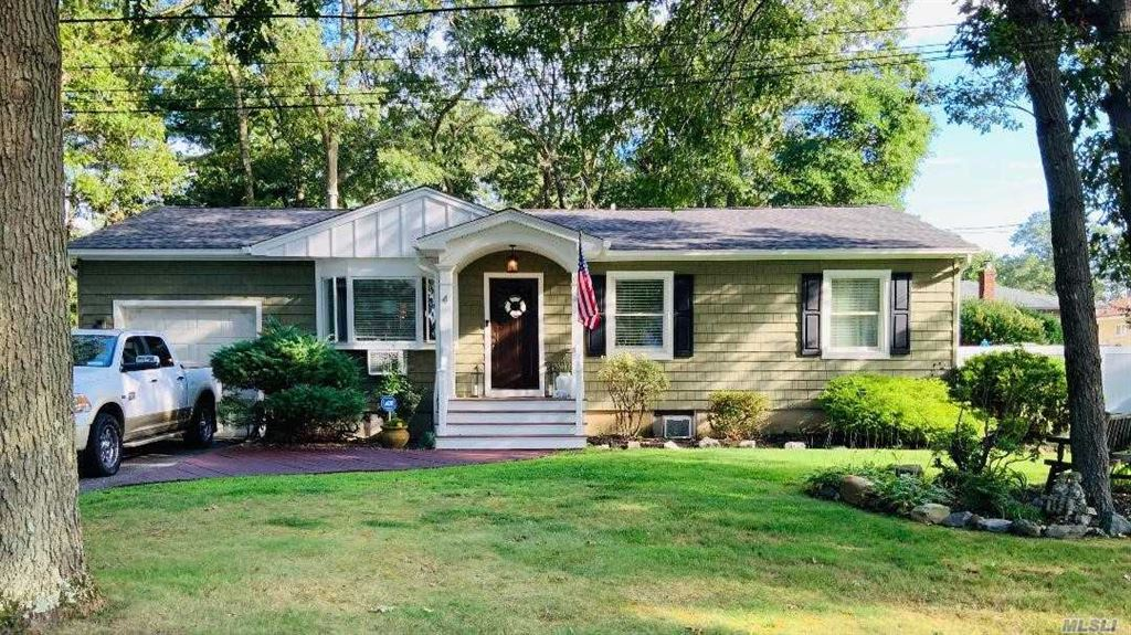 4 Coleman Avenue, Patchogue, NY 11772 - MLS#: 3161333