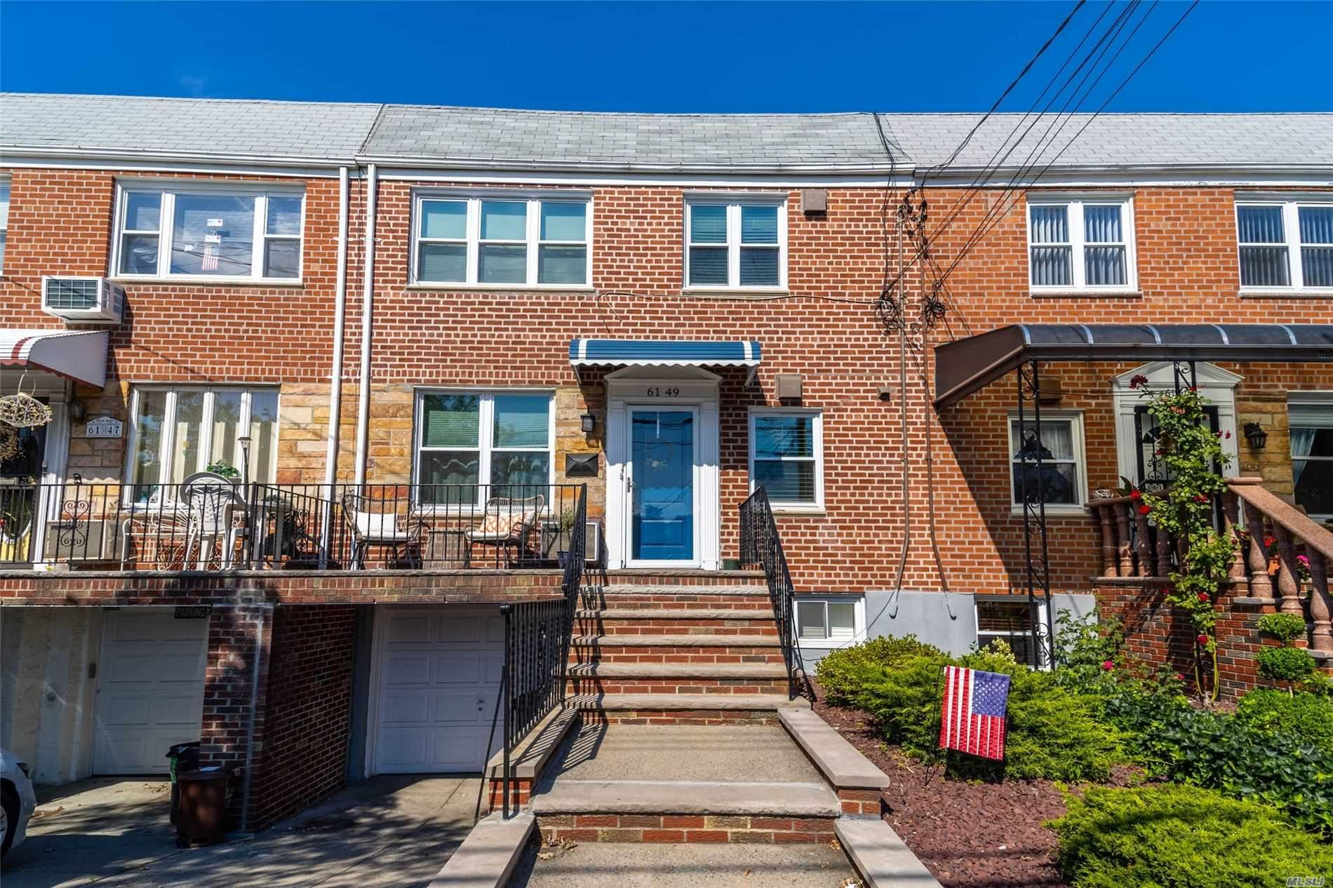 61-49 69th Place, Middle Village, NY 11379 - MLS#: 3237334