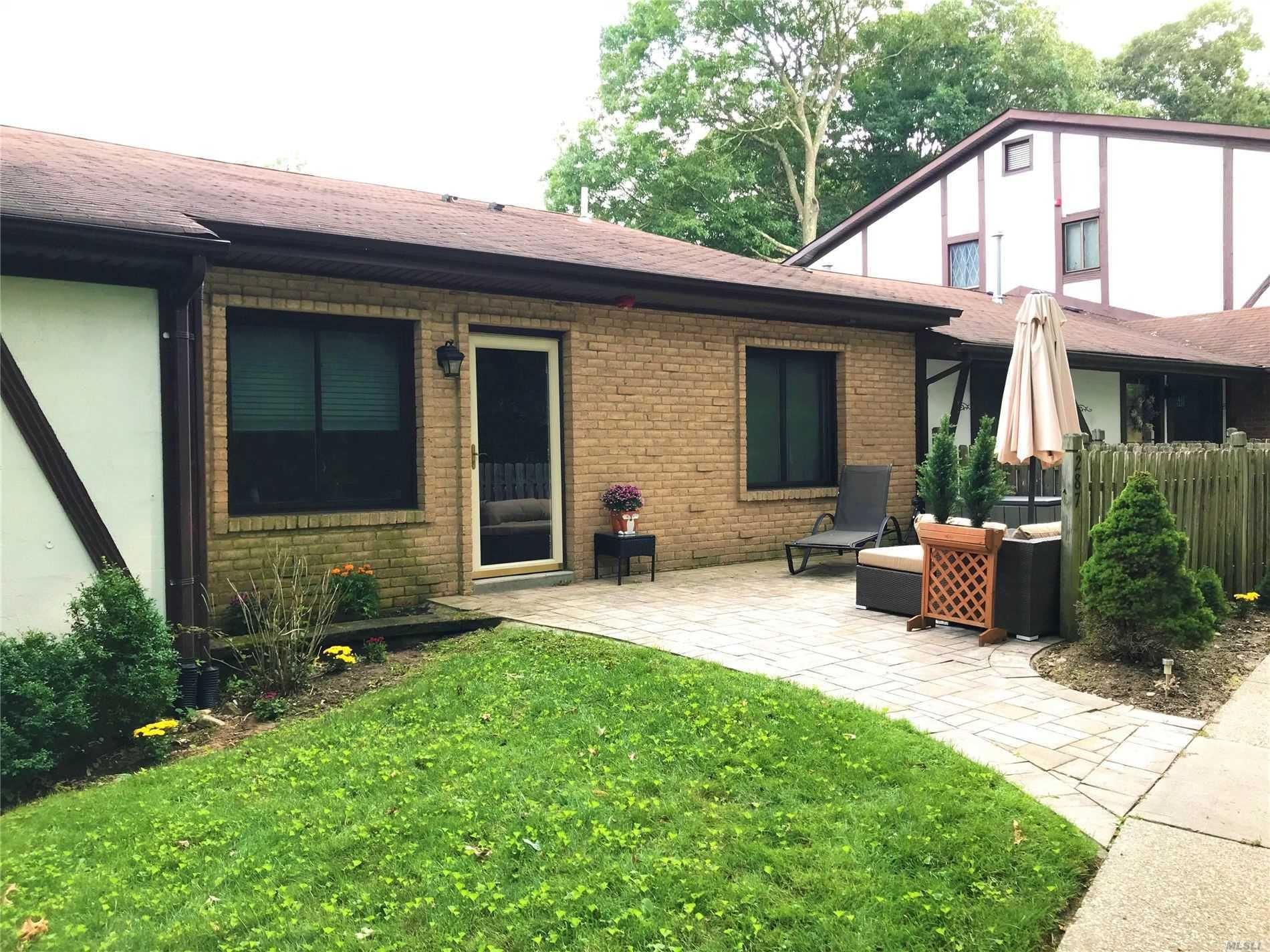 287 Brettonwoods Drive, Coram, NY 11727 - MLS#: 3247334