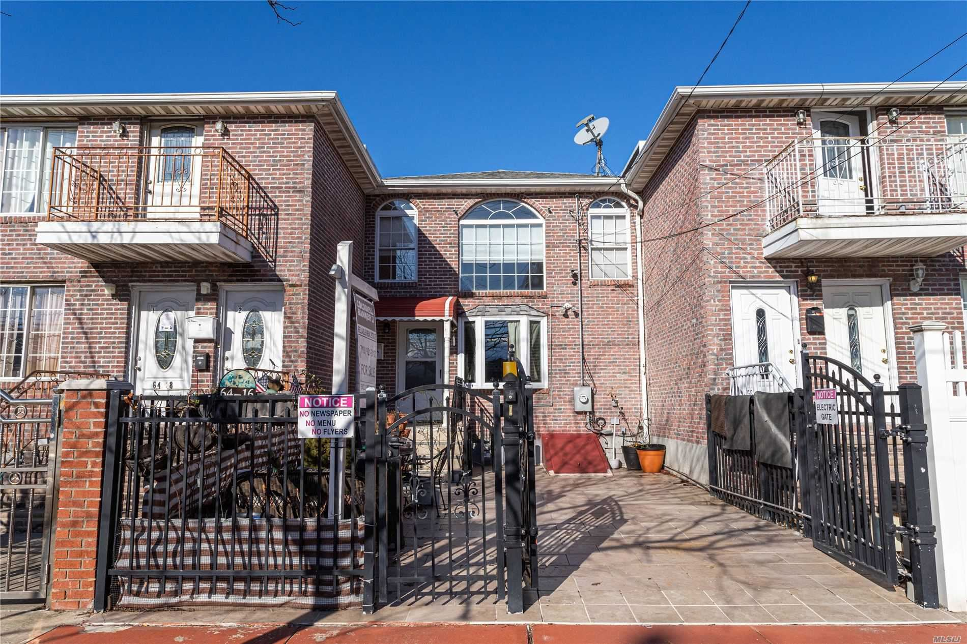 64-16 Beach Channel Drive, Arverne, NY 11692 - MLS#: 3195337