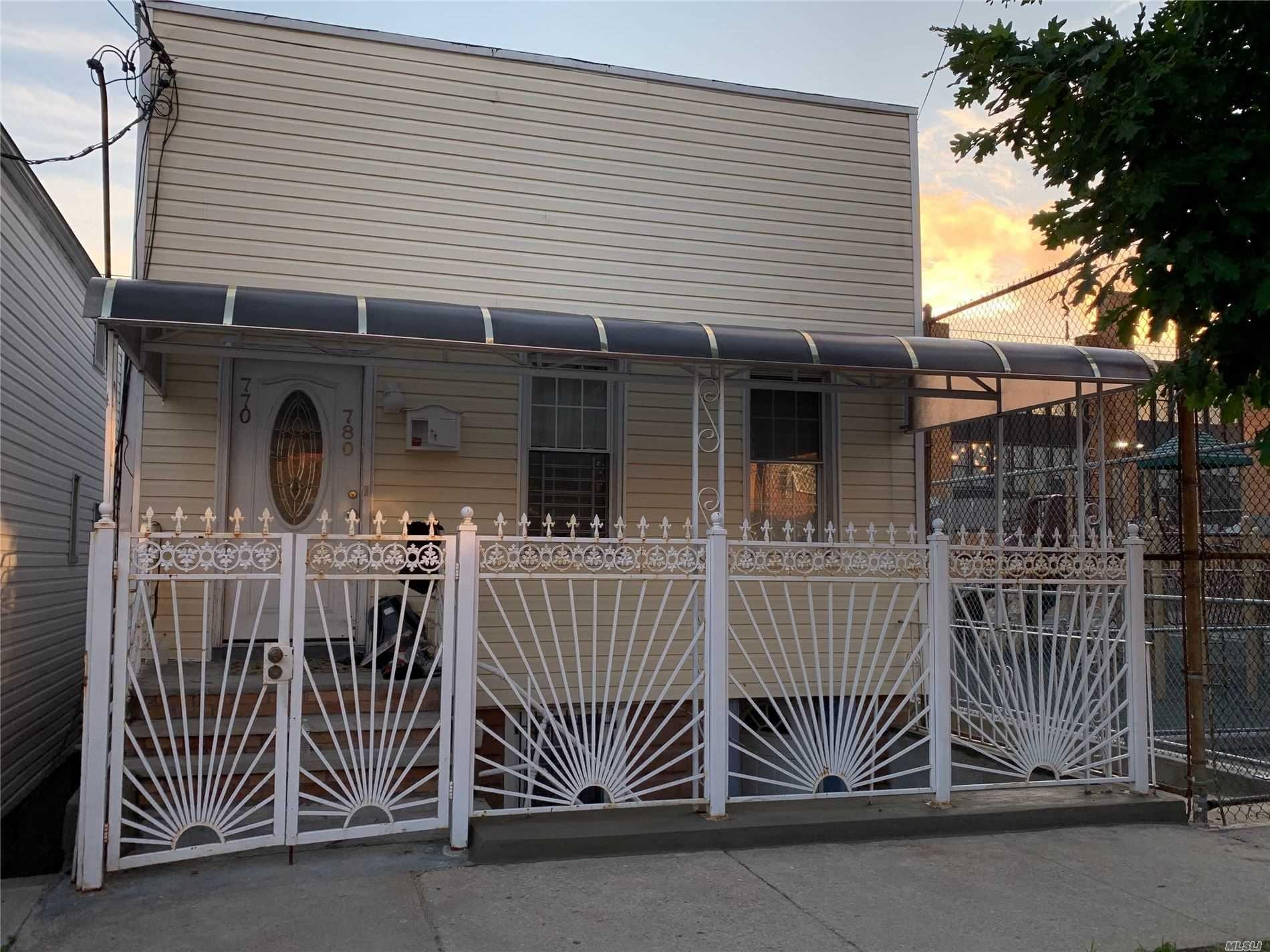780 Autumn Avenue, Brooklyn, NY 11208 - MLS#: 3231337