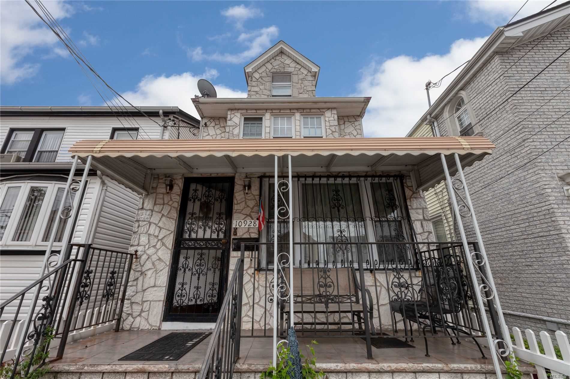 10928 121 Street, New York, NY 11420 - MLS#: 3167339