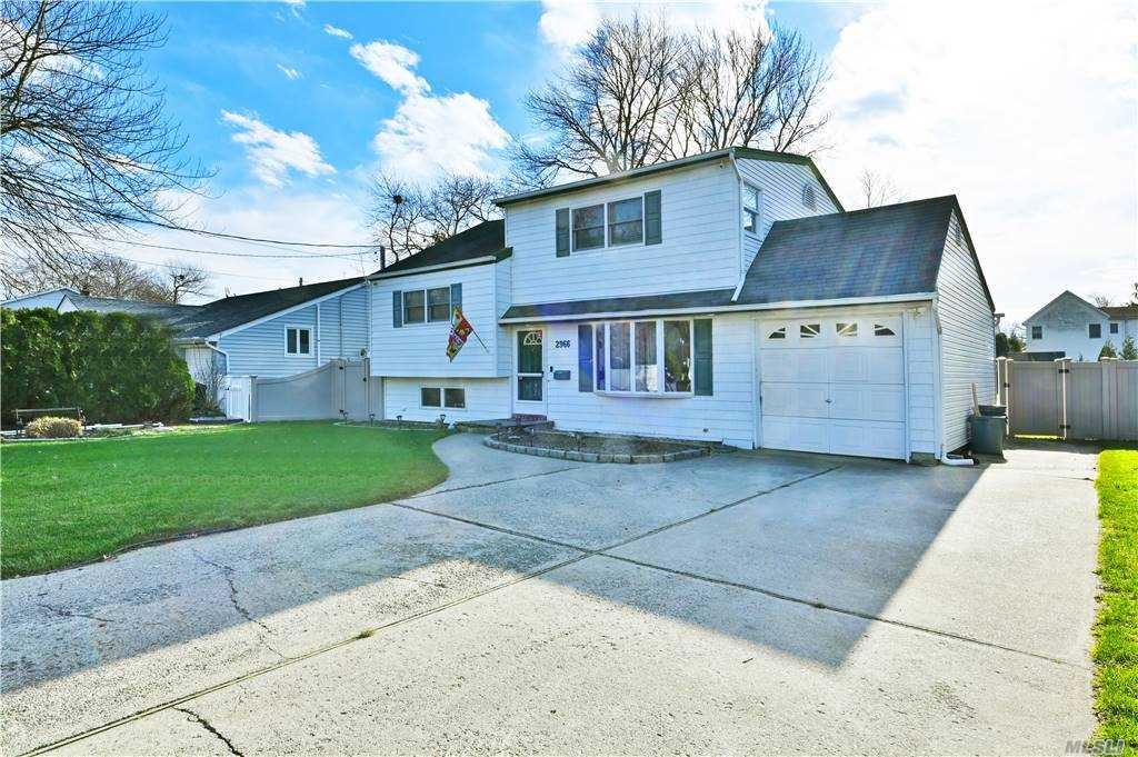 2966 Valentine Place, Wantagh, NY 11793 - MLS#: 3274346