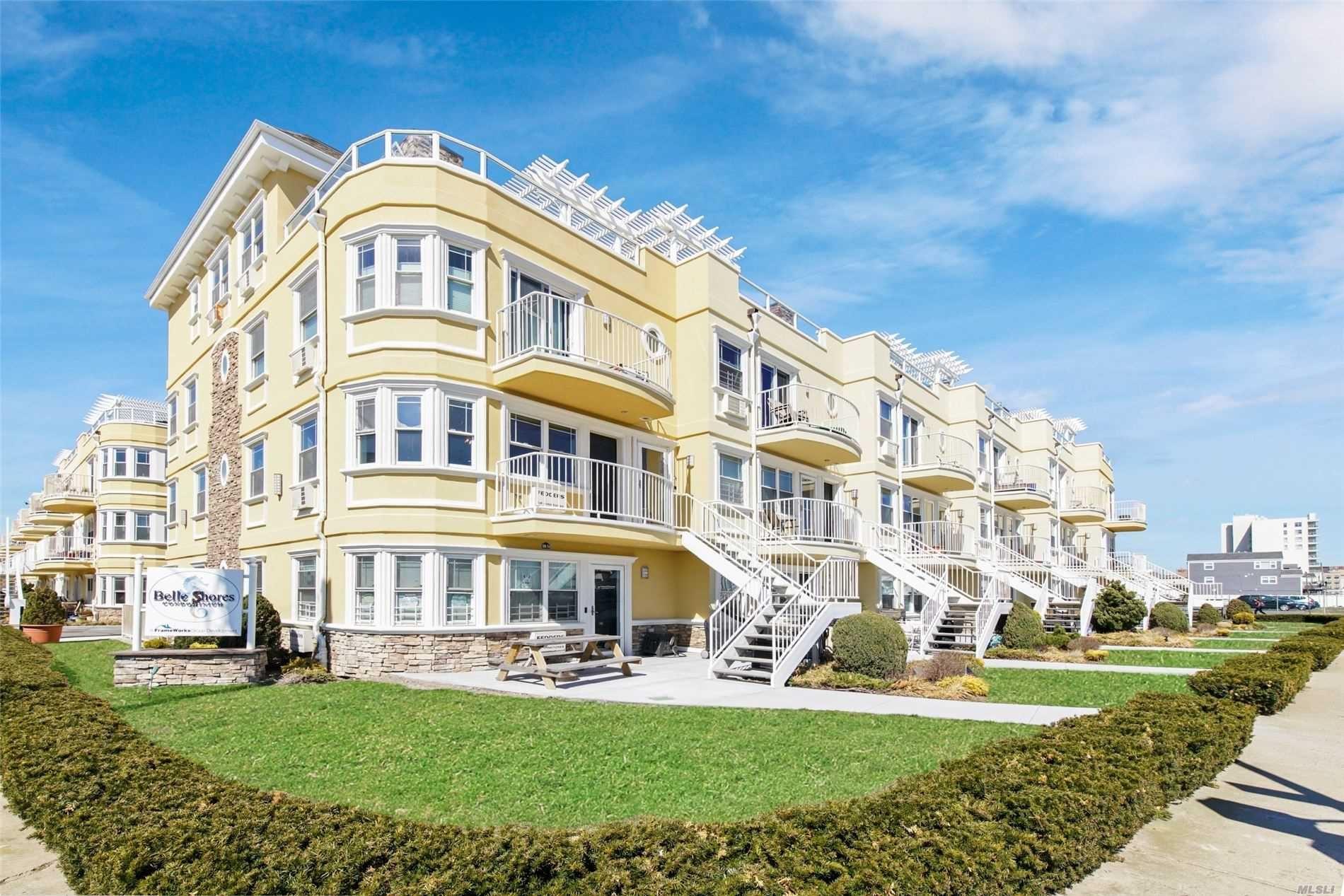 160 Beach 101 Street #16B, Rockaway Park, NY 11694 - MLS#: 3245350