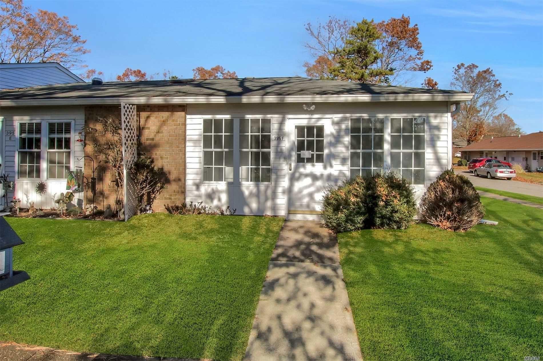 395 Woodbridge #F, Ridge, NY 11961 - MLS#: 3183352