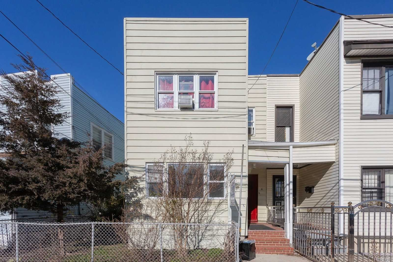 74-15 95th Avenue, Ozone Park, NY 11416 - MLS#: 3219354