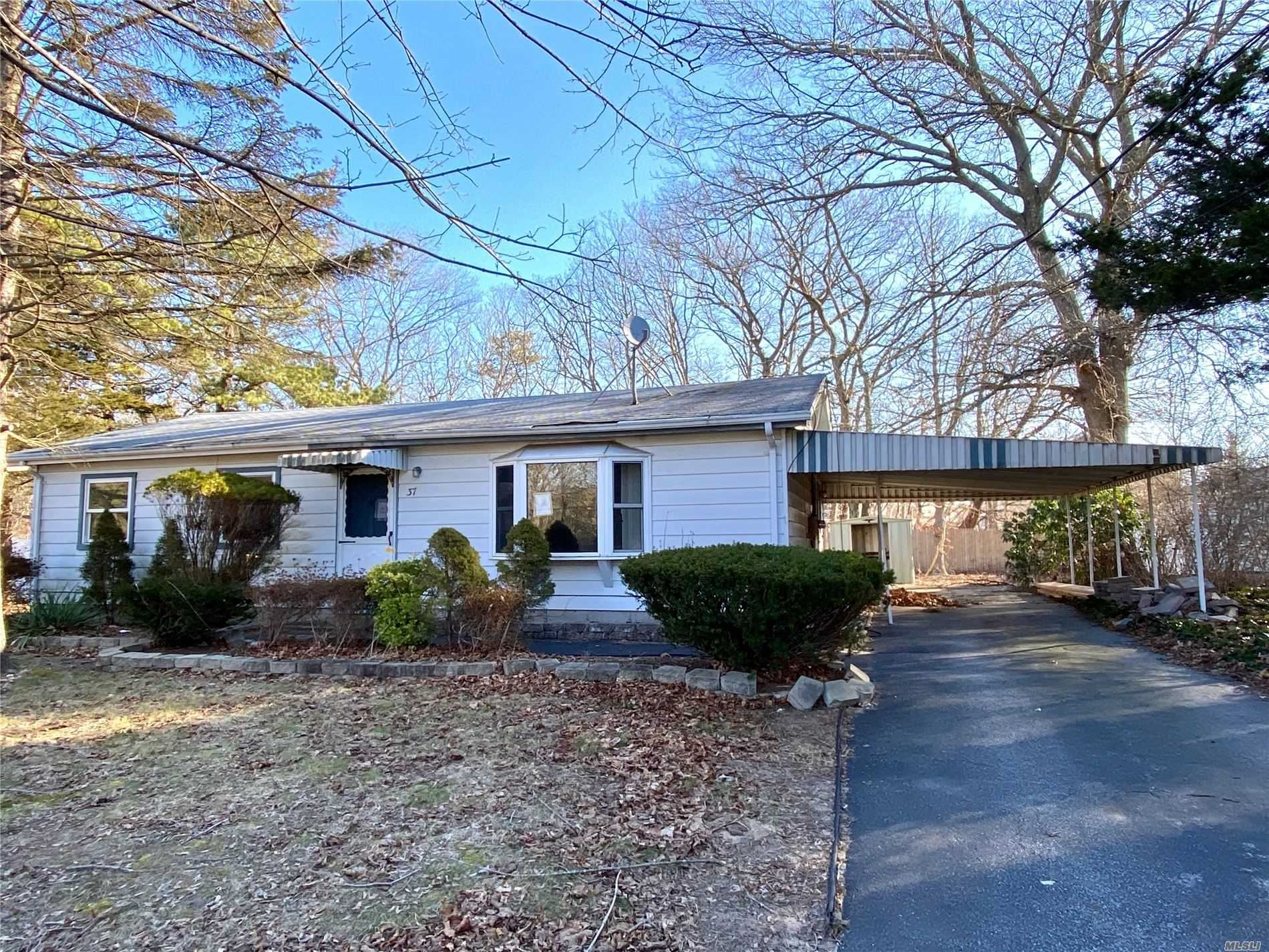 37 Woodville Road, Middle Island, NY 11953 - MLS#: 3198356