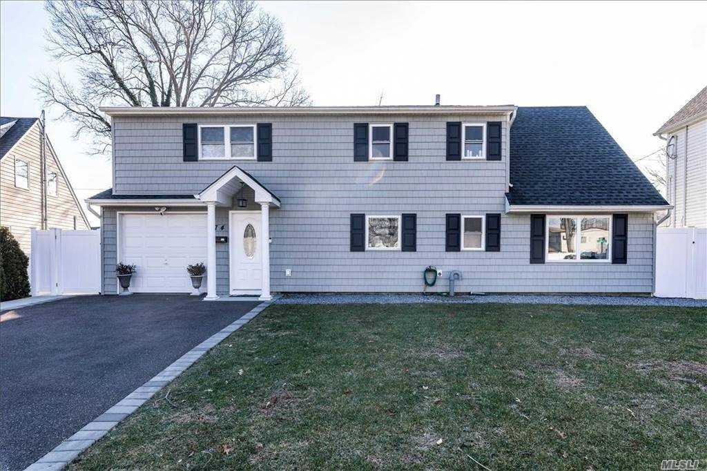 74 Constable Lane, Levittown, NY 11756 - MLS#: 3280357