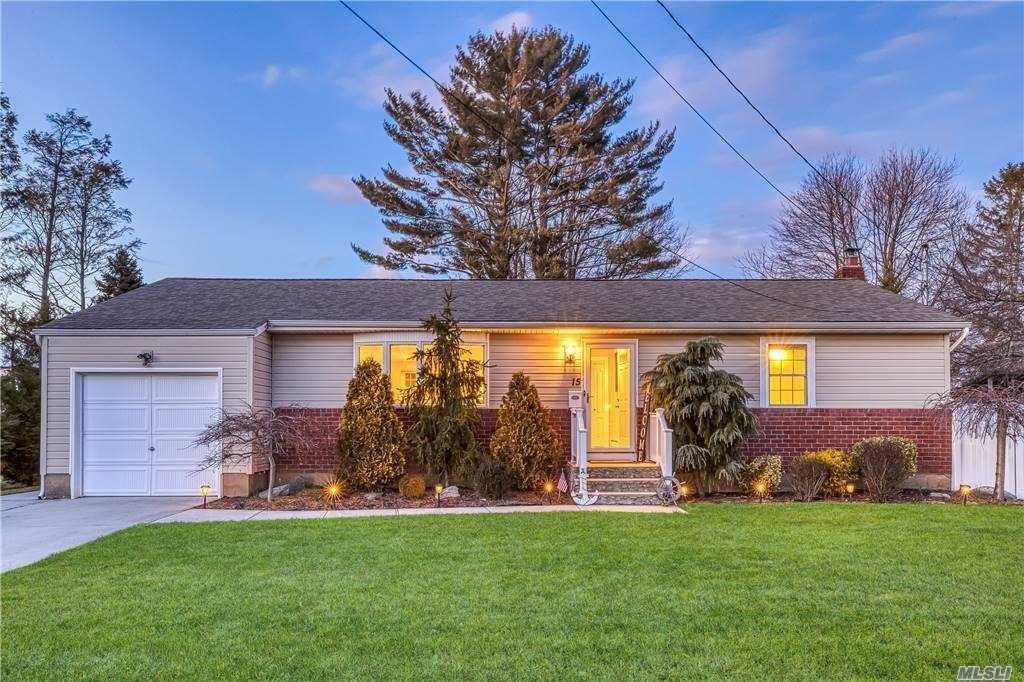 15 Garfield Avenue, Farmingdale, NY 11735 - MLS#: 3282359