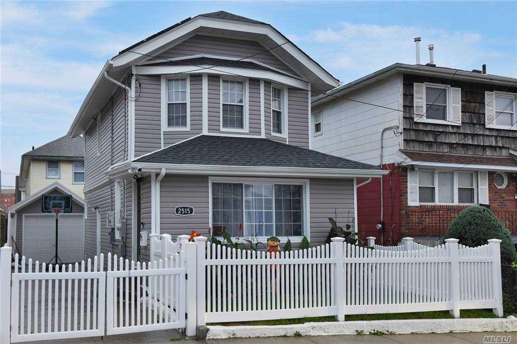 2515 Edgemere Avenue, Far Rockaway, NY 11691 - MLS#: 3266360
