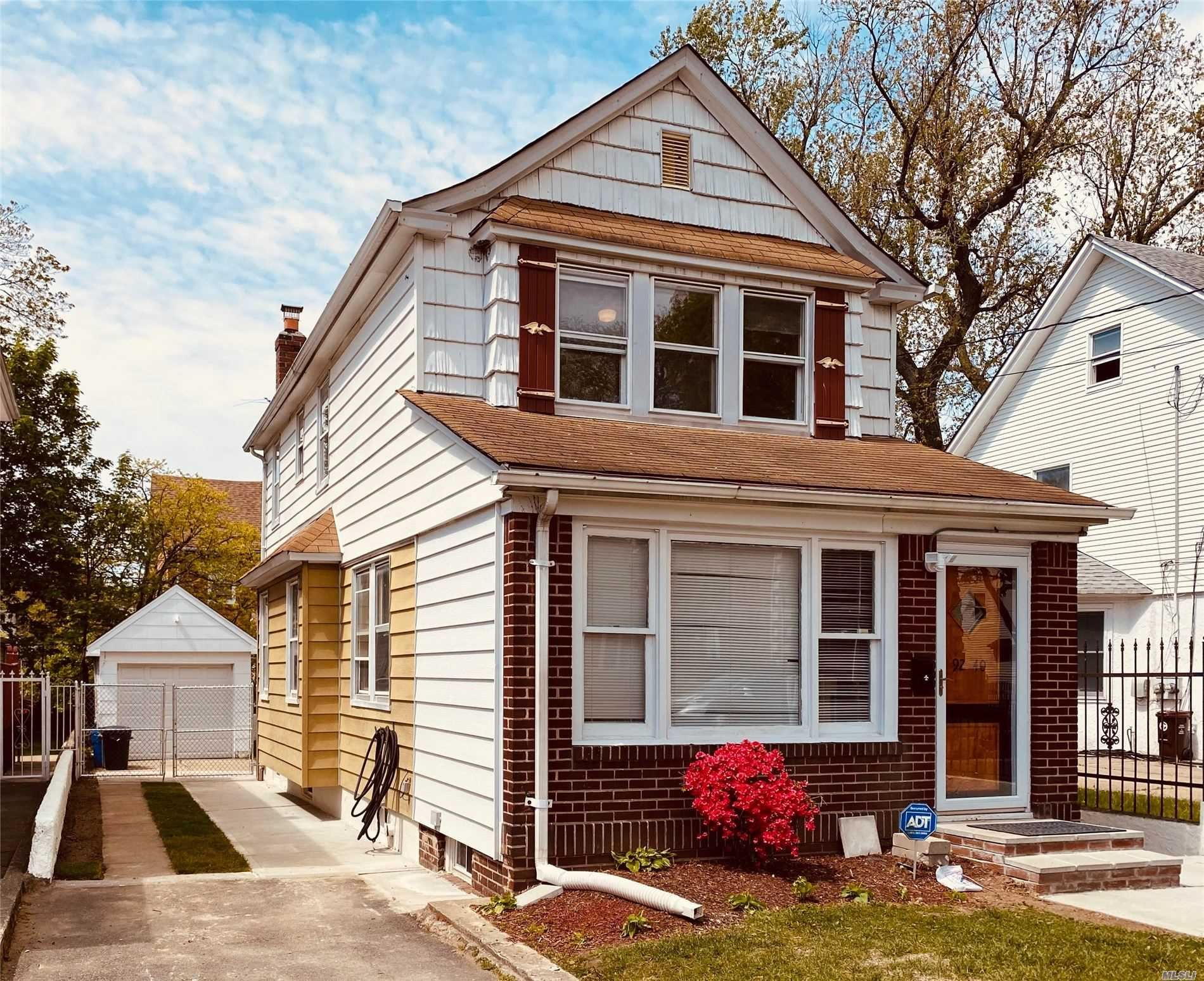 92-40 218th Place, Queens Village, NY 11428 - MLS#: 3215362