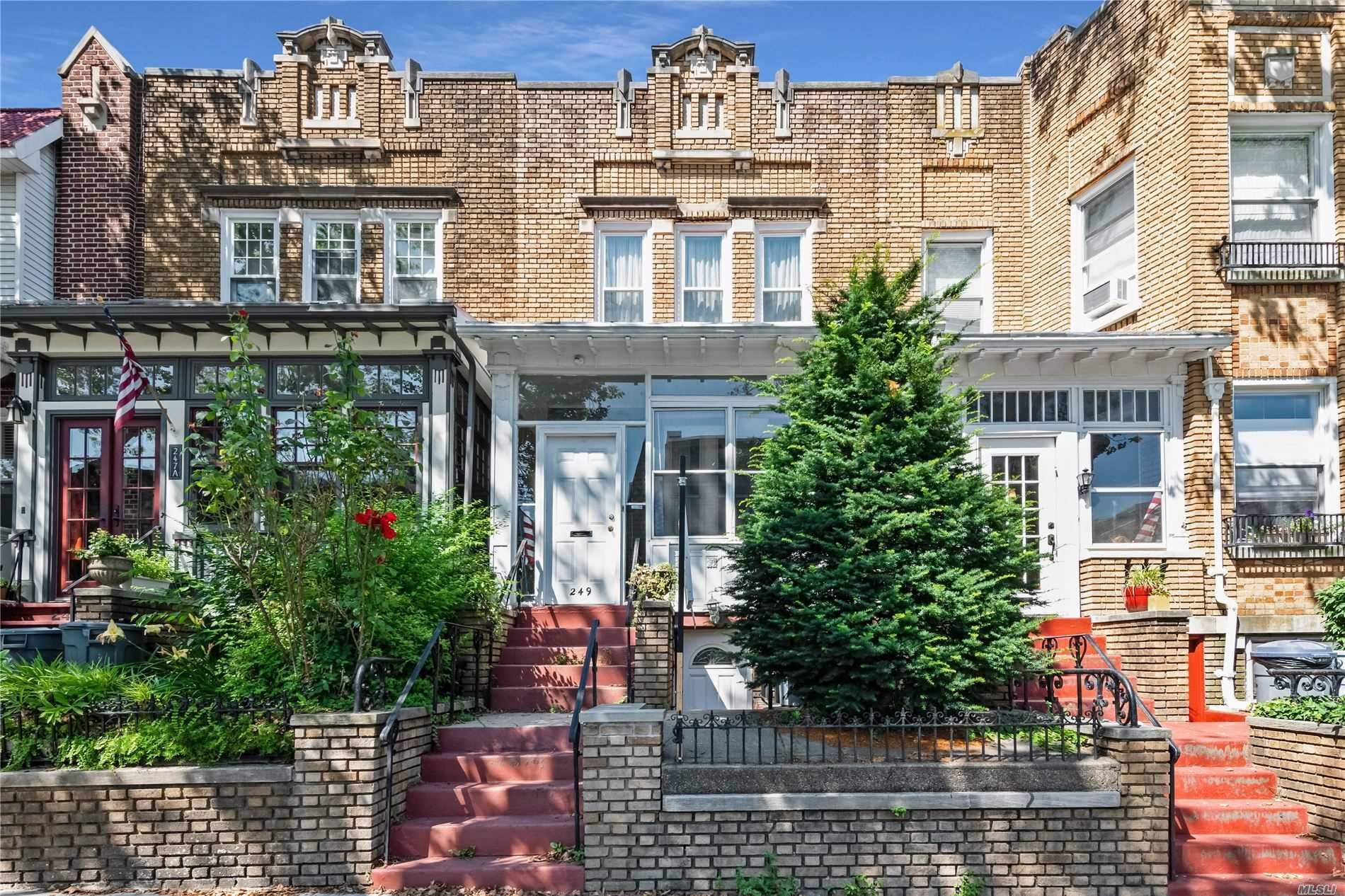 249 Windsor Place, Windsor Terrace, NY 11215 - MLS#: 3235363