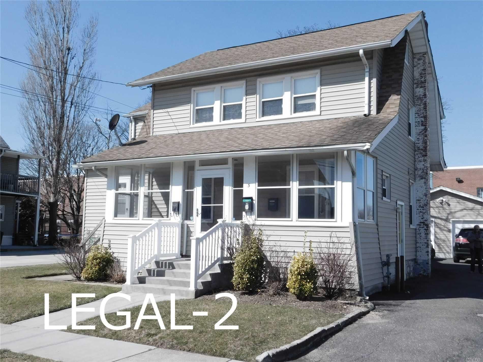 5 1st Avenue, East Rockaway, NY 11518 - MLS#: 3230364