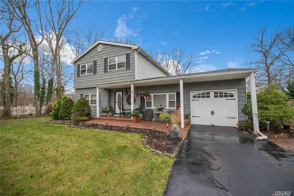 4 Anker Court, Patchogue, NY 11772 - MLS#: 3272365