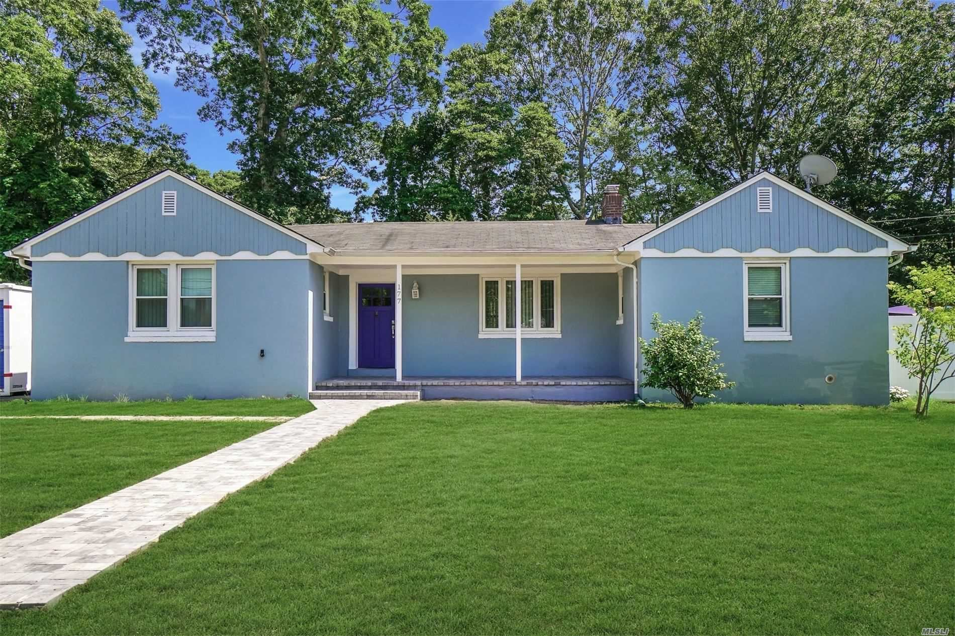 177 Donegan Avenue, Patchogue, NY 11772 - MLS#: 3238368