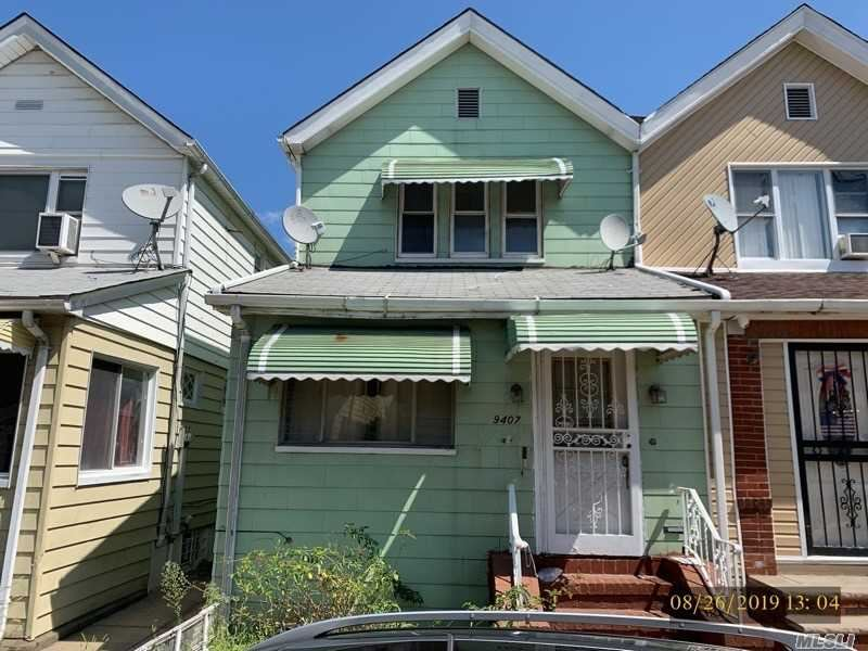 94-07 82nd Place, Ozone Park, NY 11416 - MLS#: 3159369
