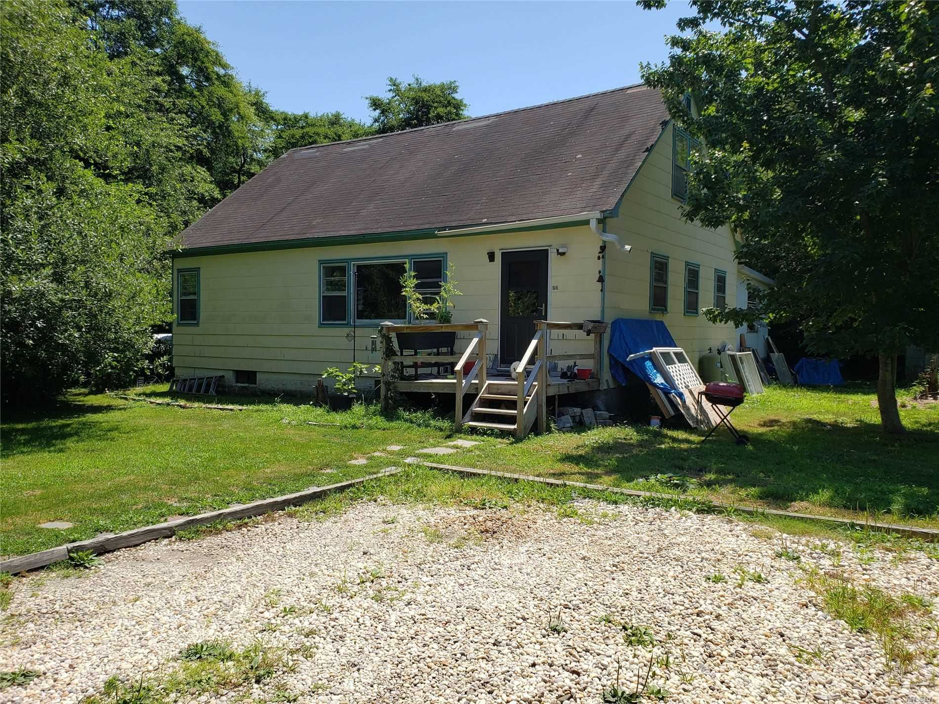 96 Dogwood Road, Mastic Beach, NY 11951 - MLS#: 3235371
