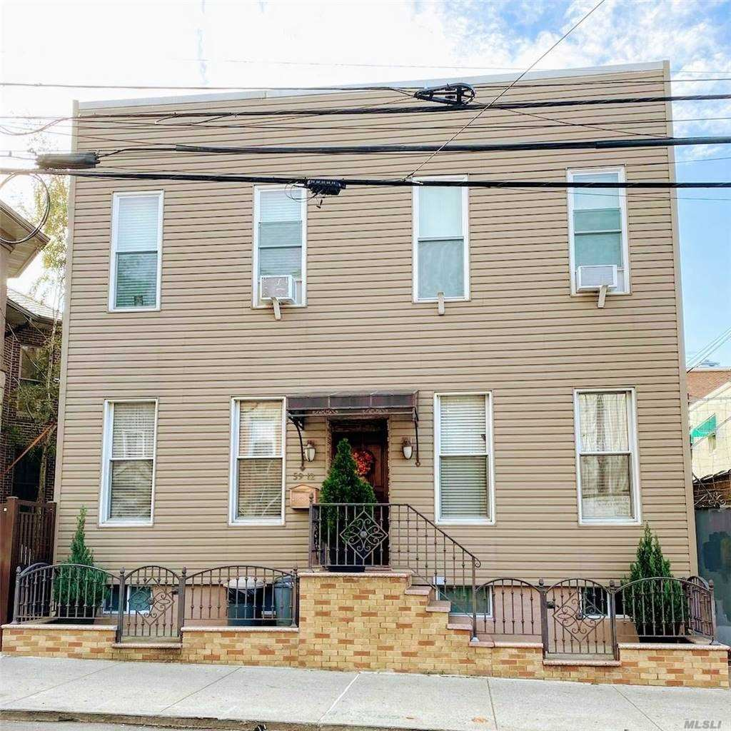 59-12 Bleecker Street, Ridgewood, NY 11385 - MLS#: 3260371