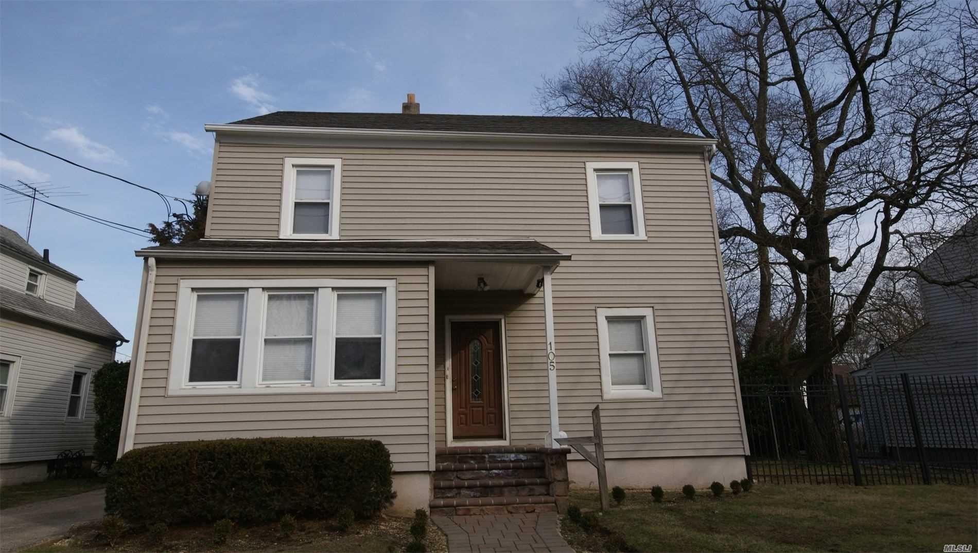 105 Poplar Street, West Hempstead, NY 11552 - MLS#: 3200374
