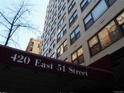 Photo of 420 E 51st Street #9E, New York, NY 10022 (MLS # H6038375)