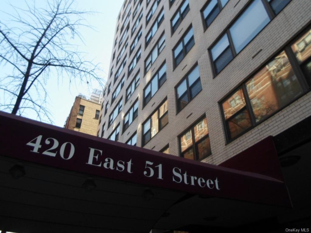 420 E 51st Street #9E, New York, NY 10022 - #: H6038375