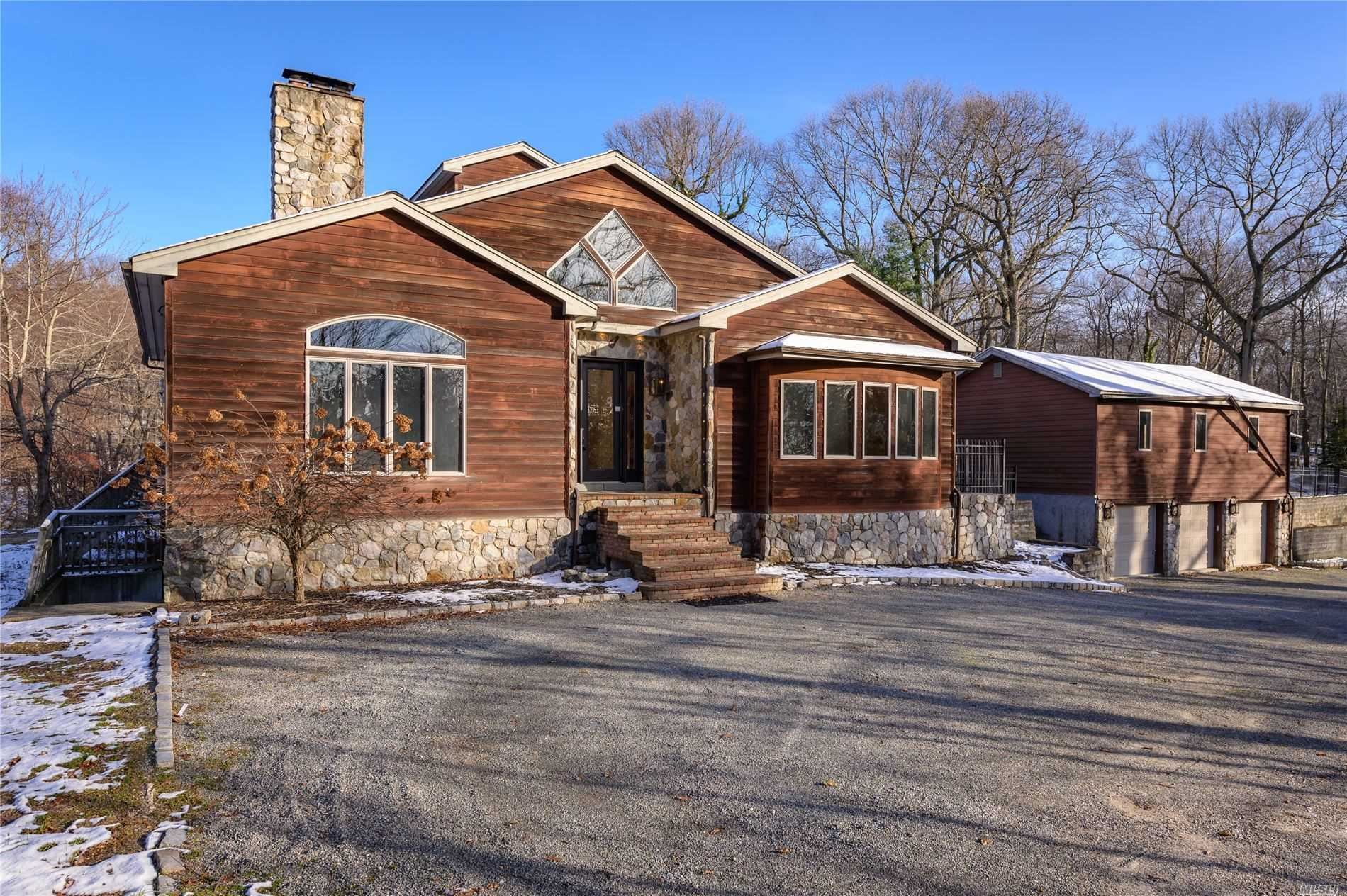 Photo of 78 Cove Neck Road, Oyster Bay, NY 11771 (MLS # 3212376)