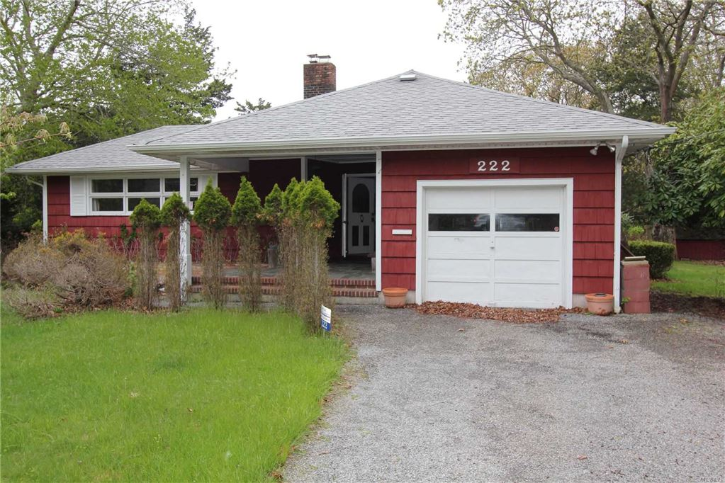 222 Woodacres Road, E. Patchogue, NY 11772 - MLS#: 3177378