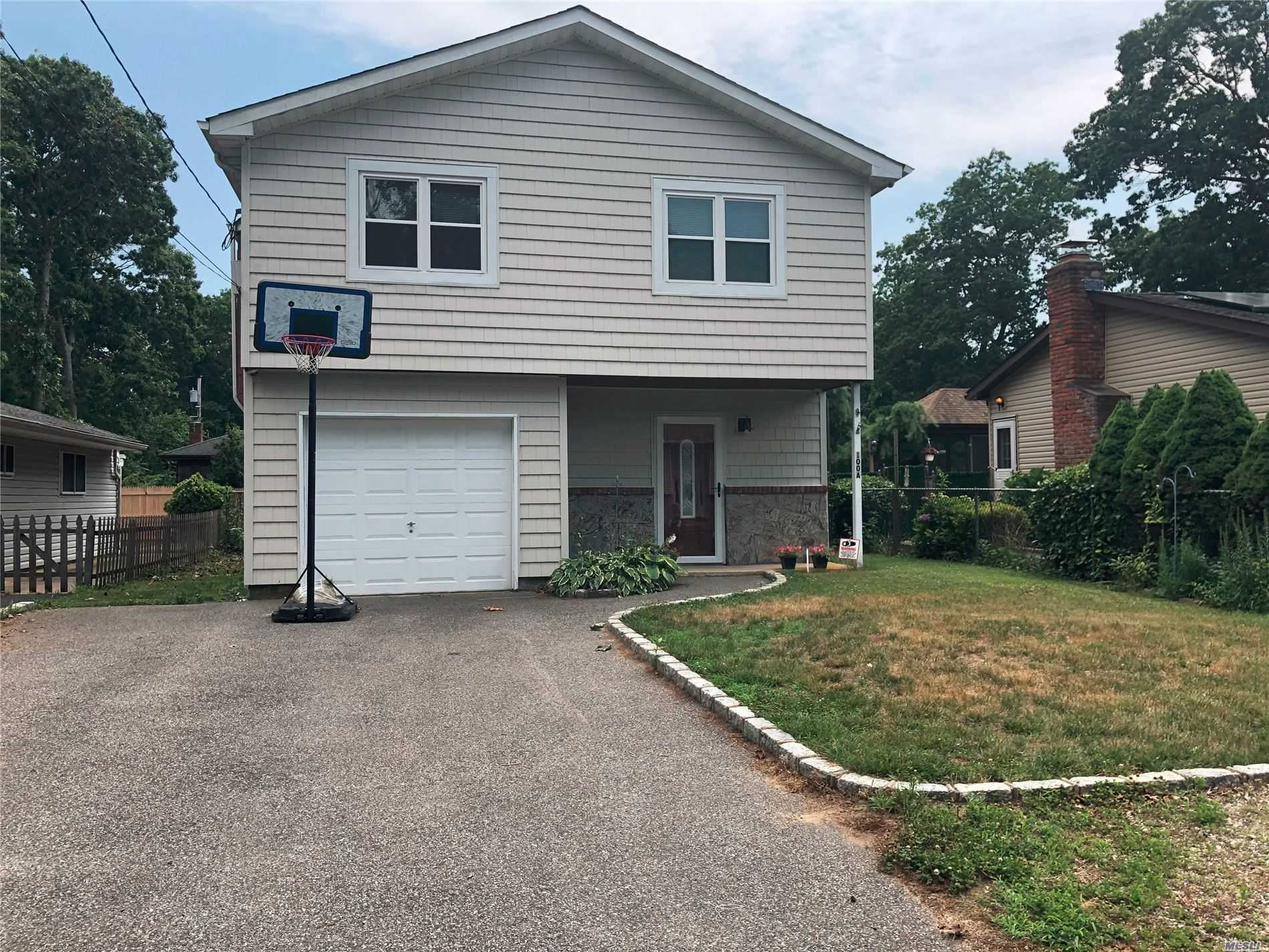 100A Wood Avenue, Mastic, NY 11950 - MLS#: 3229379