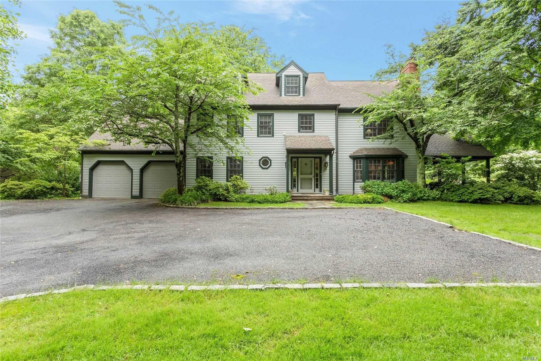 2 Hidden Pond, Muttontown, NY 11545 - MLS#: 3196381