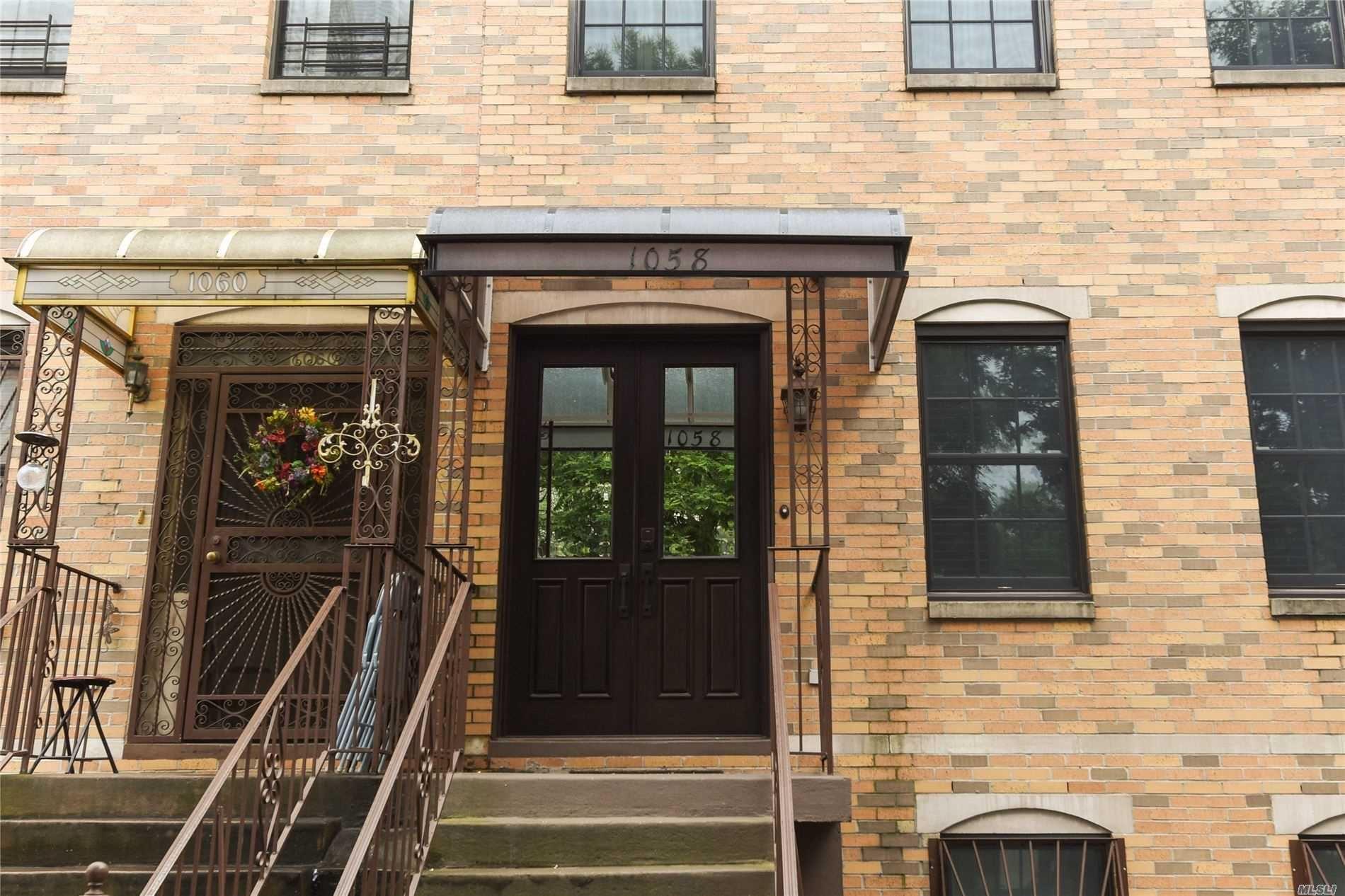 1058 Lafayette Avenue, Brooklyn, NY 11221 - MLS#: 3248382
