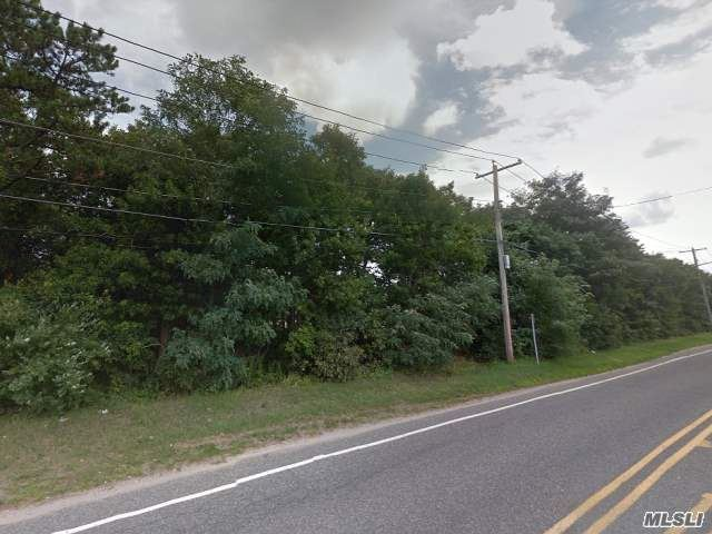 V\/L Sunrise Highway, Center Moriches, NY 11934 - MLS#: 2766387