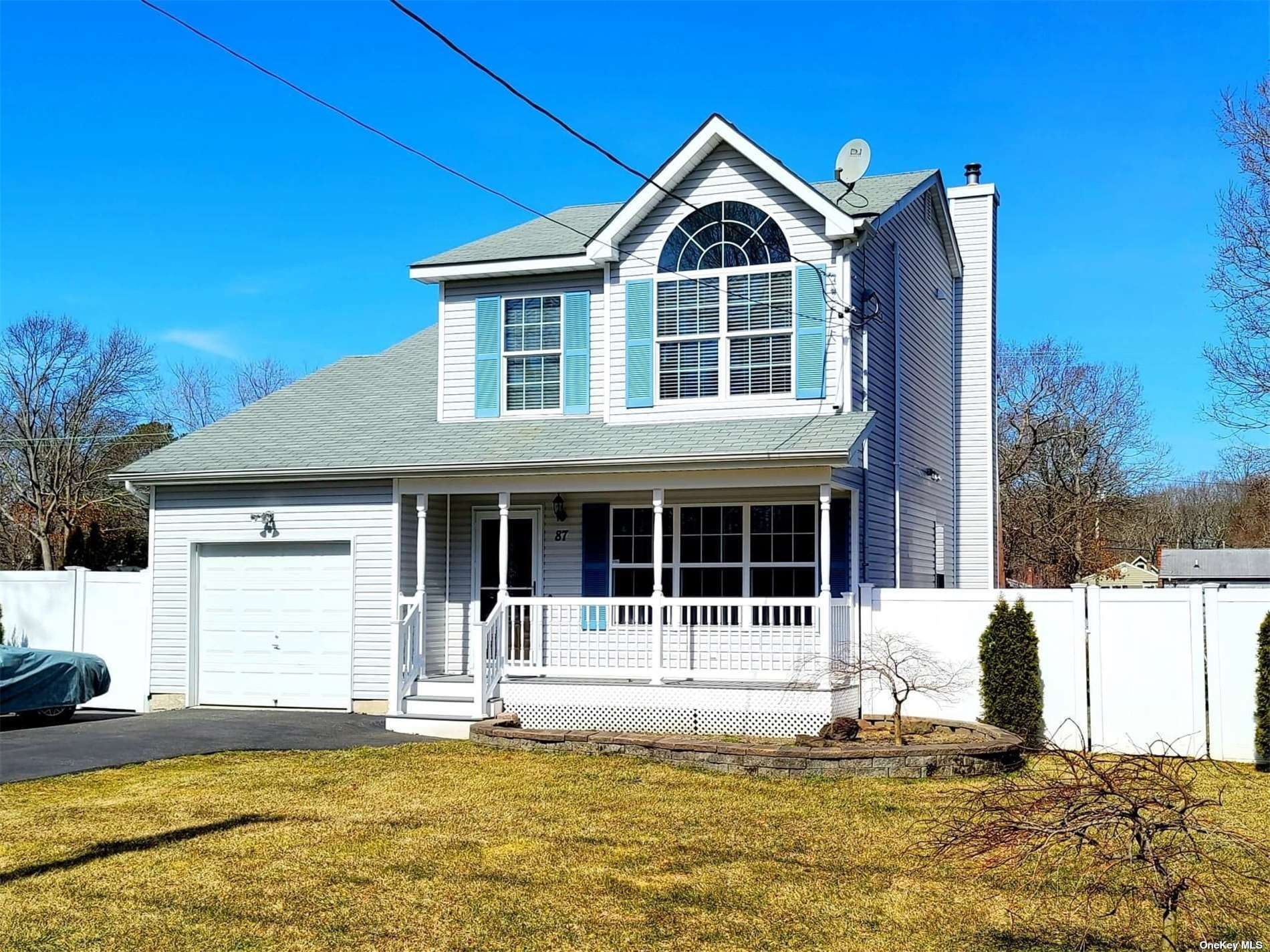 87 Patchogue Avenue, Mastic, NY 11950 - MLS#: 3294391