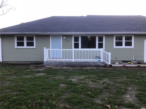 Photo of 222 Russell Ave, Holbrook, NY 11741 (MLS # 3178399)