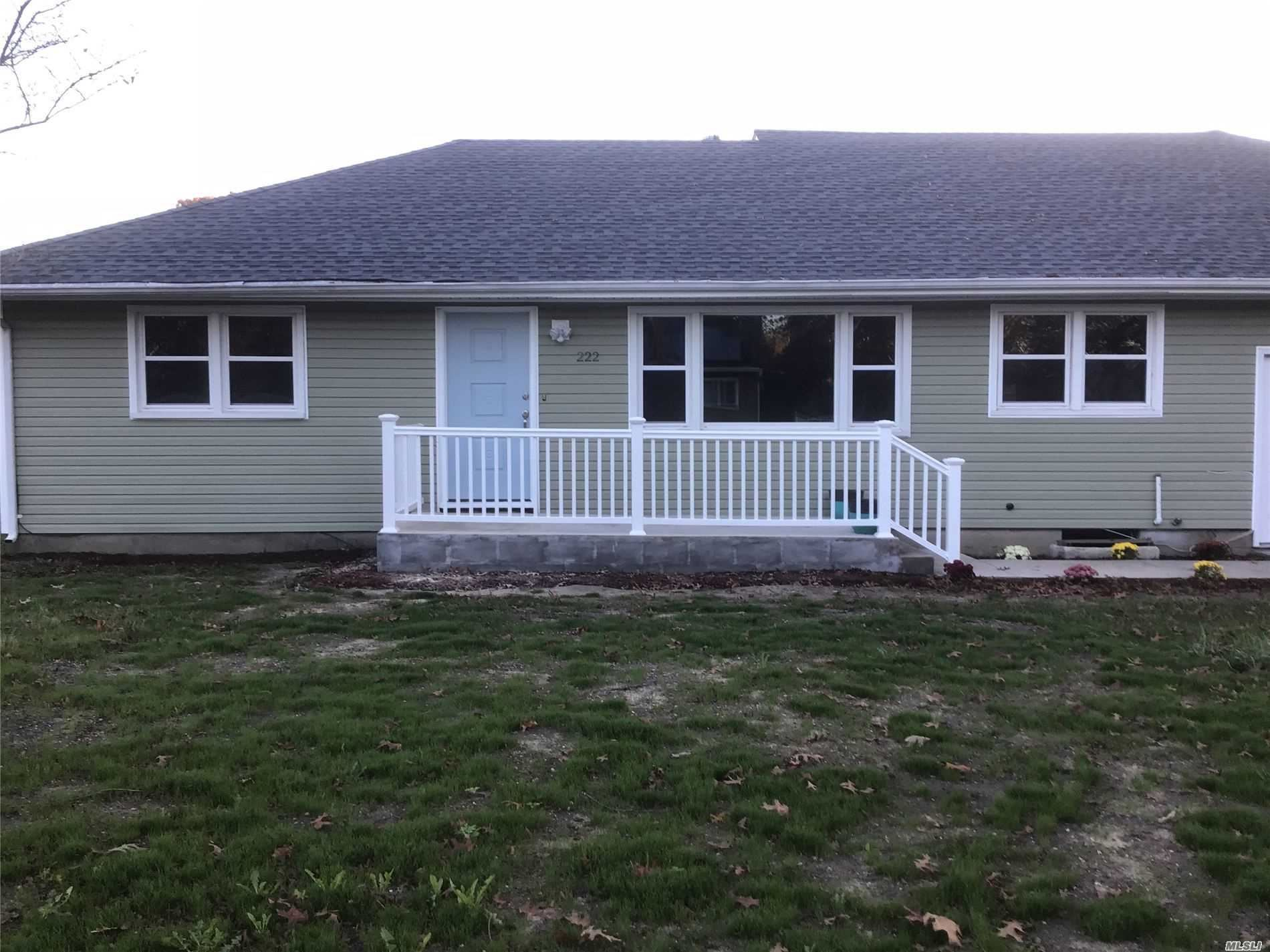 222 Russell Avenue, Holbrook, NY 11741 - MLS#: 3178399