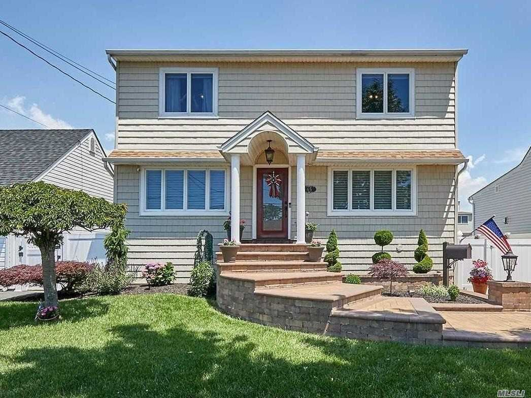 45 Garfield Pl, Massapequa, NY 11758 - MLS#: 3225402