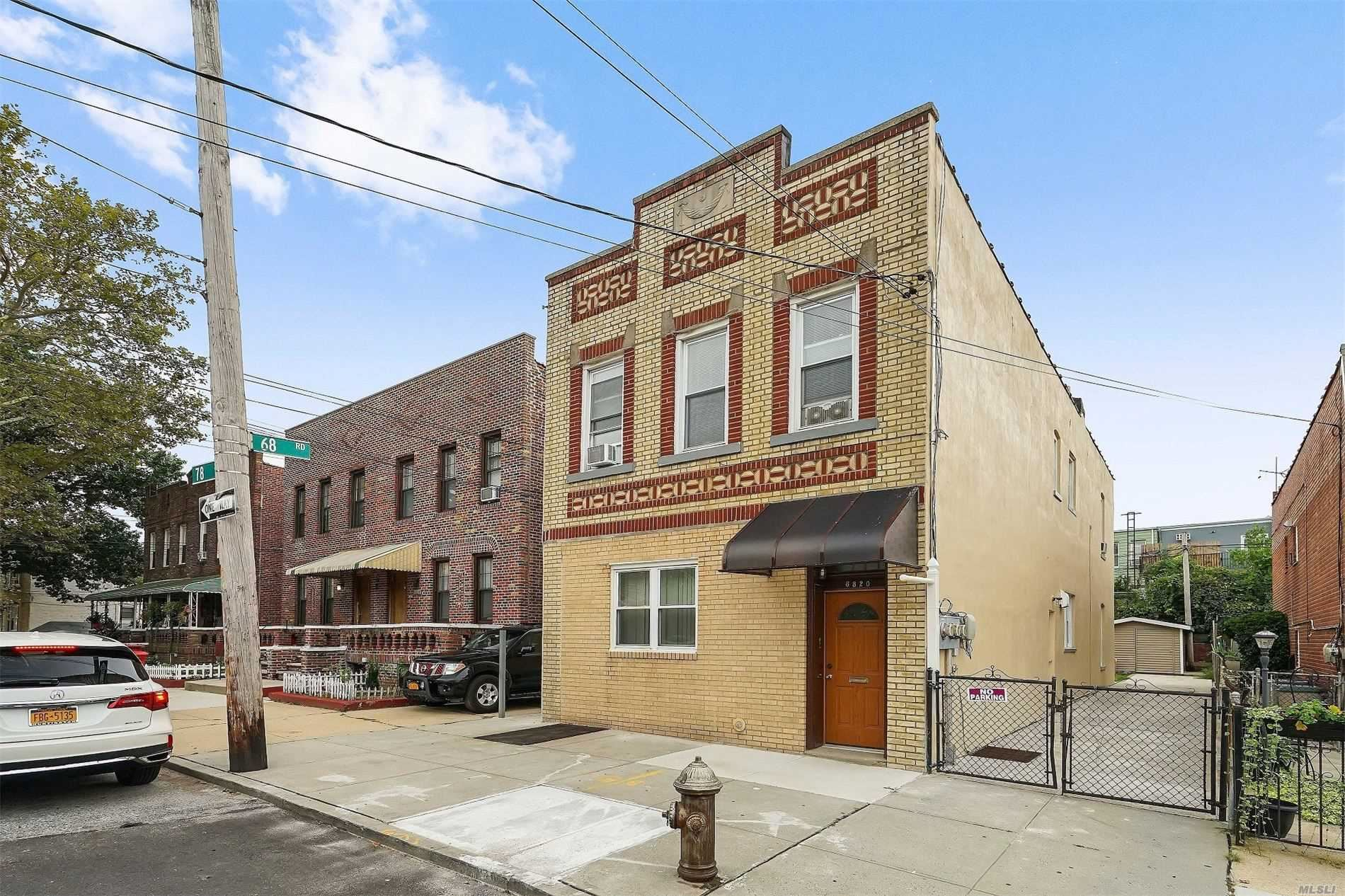68-20 78th St, Middle Village, NY 11379 - MLS#: 3227406