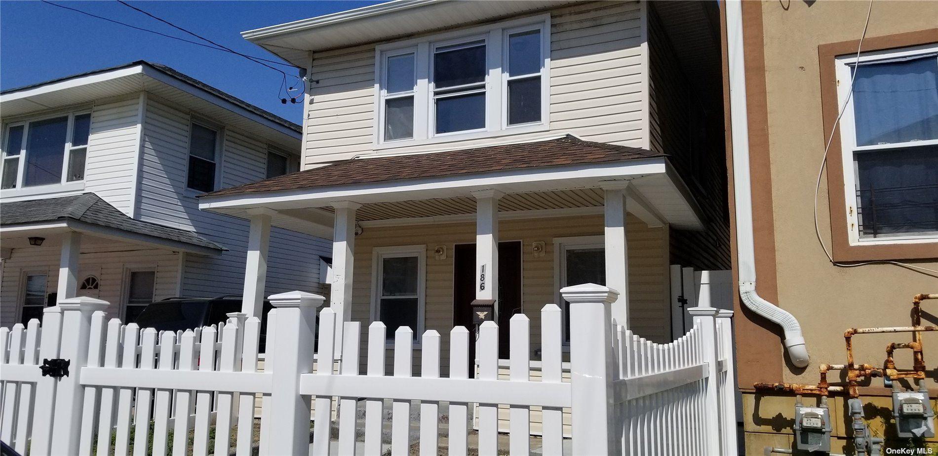 186 Beach 27th Street, Far Rockaway, NY 11691 - MLS#: 3310406