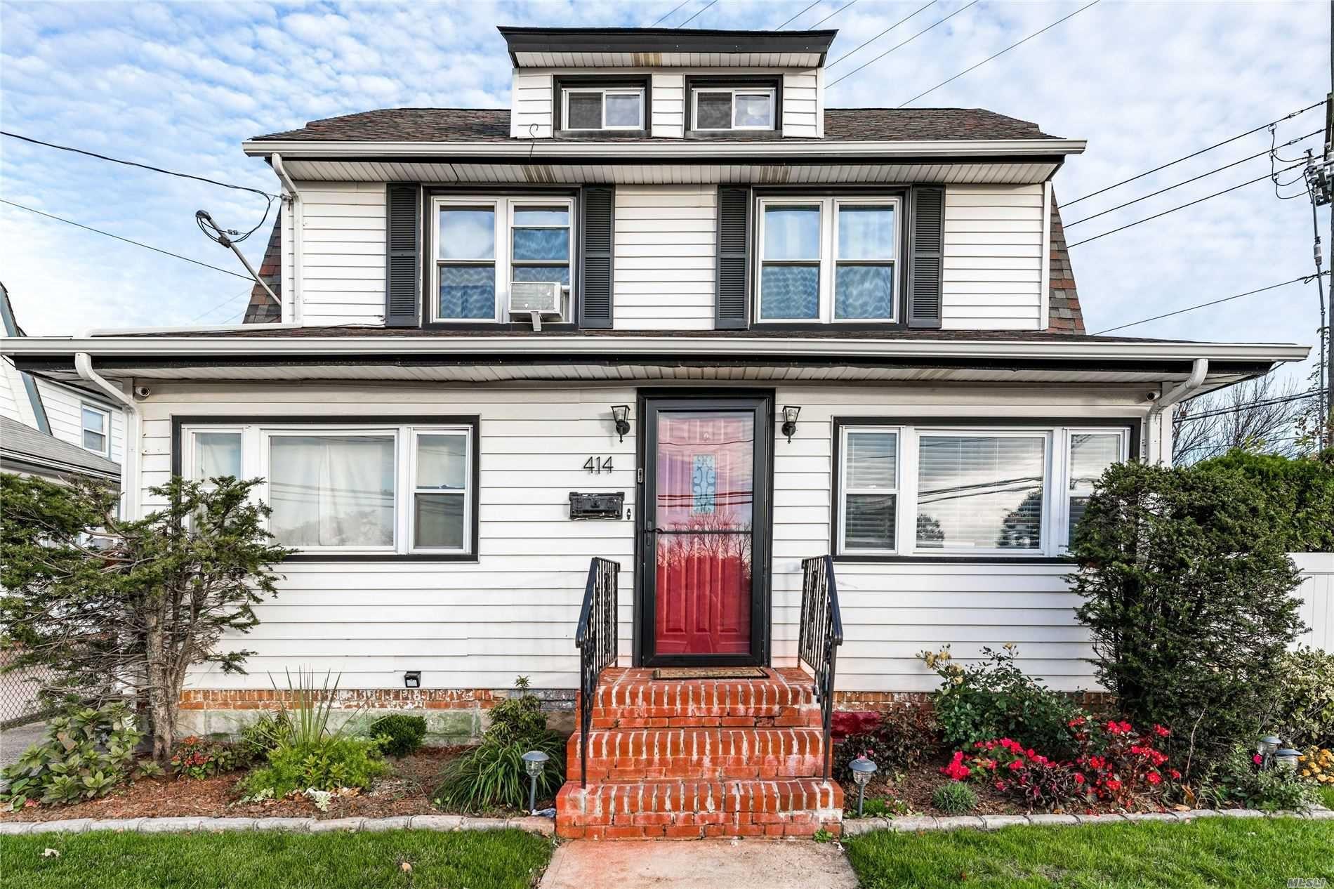 414 Ocean Avenue, Malverne, NY 11565 - MLS#: 3181407
